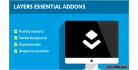 Essential layers pack extention addons