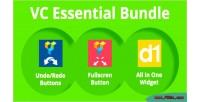 Essential vc bundle