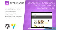 Extensions wpshards addon composer visual for