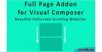 For fullpage visual composer