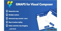 For gmaps visual composer