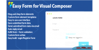 Form easy composer visual for