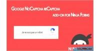 Forms ninja google recaptcha