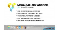Gallery mega addon composer visual for