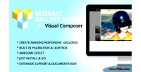 Gallery mosaic addon composer visual for