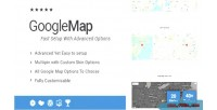 Google creative maps addon for page wpbakery builder formerly composer visual