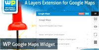 Google wp maps widget