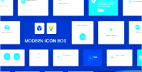 Icon ultimate box wordpress for composer visual
