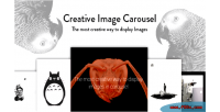 Image creative carousel composer visual for