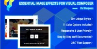 Image essential effects visual for plugin wordpress composer