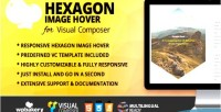 Image hexagon hover addon for page wpbakery builder formerly composer visual