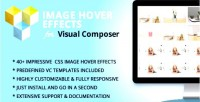 Image hover effects addon composer visual for