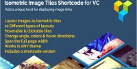 Image isometric tiles vc for shortcode