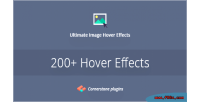 Image ultimate hover cornerstone for effect