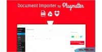 Importer document by plugmatter