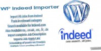 Indeed wp importer