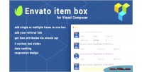 Item envato box composer visual for
