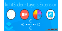 Layers lightslider extension