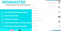 Layers woomaster woocommerce for extensions
