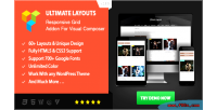 Layouts responsive grid addon composer visual for layouts