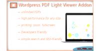 Light pdf addon pro viewer