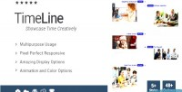 Line time addon for wpbakery builder page formerly composer visual