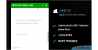 Livechat userpro