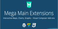 Maps interactive charts addons vc graphs