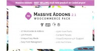 Massive addons for visual pack woocommerce composer