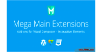 Mega main extensions addons composer visual for