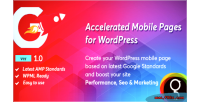 Mobile accelerated wordpress for pages