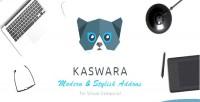 Modern kaswara addons composer visual