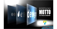 Motto morphing composer visual for
