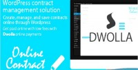 Online wp payments dwolla contract