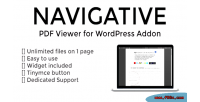 Pdf navigative viewer adoon wordpress for
