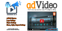 Player advideo responsive wordpress for player