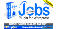 Plugin jobs for wordpress