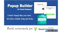 Popup dhpopup builder composer visual for