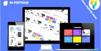 Portfolio mi responsive portfolio grid & gallery filterable addon c visual for