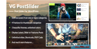 Postslider vg post wordpress for slider