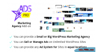 Pro 1 wordpress marketing on add agency pro