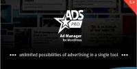 Pro ads wordpress on add coupons