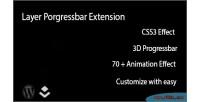 Progressbar layer extension