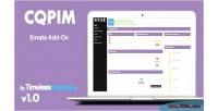 Project cqpim management on add envato