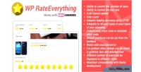 Rate wp everything plugin rating star