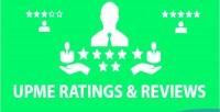 Ratings upme & reviews