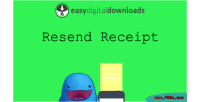 Resend edd receipt