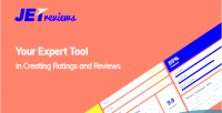 Reviews jetreviews widget builder for page elementor