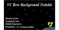 Row vc background twinkle