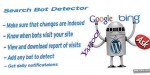 Search wordpress bot detector